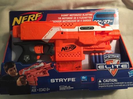 Nerf N-Strike Elite Stryfe | Jimmy's Nerf Gun Ratings
